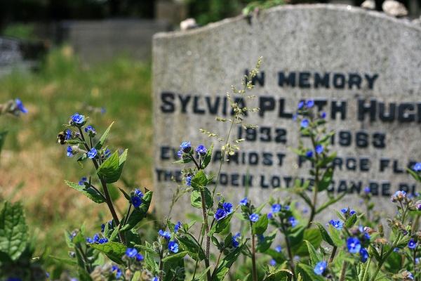 Sylvia Plath's Grave