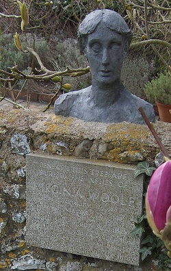 Virginia Woolf Grave
