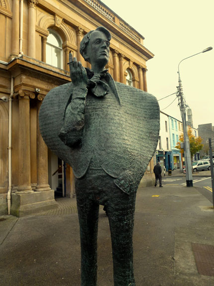 Yeats By Rohan Gillespie Stephen St Sligo