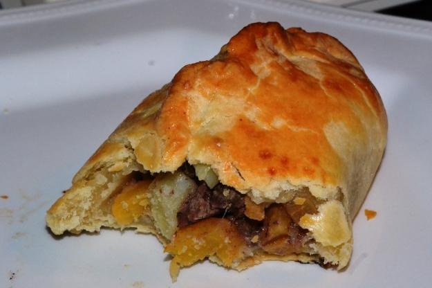 inside pasty