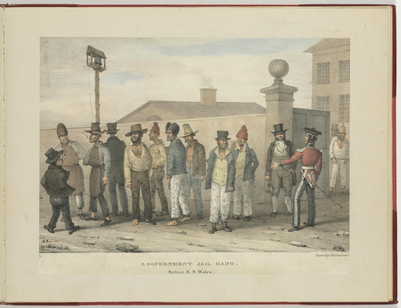 Convicts NSW