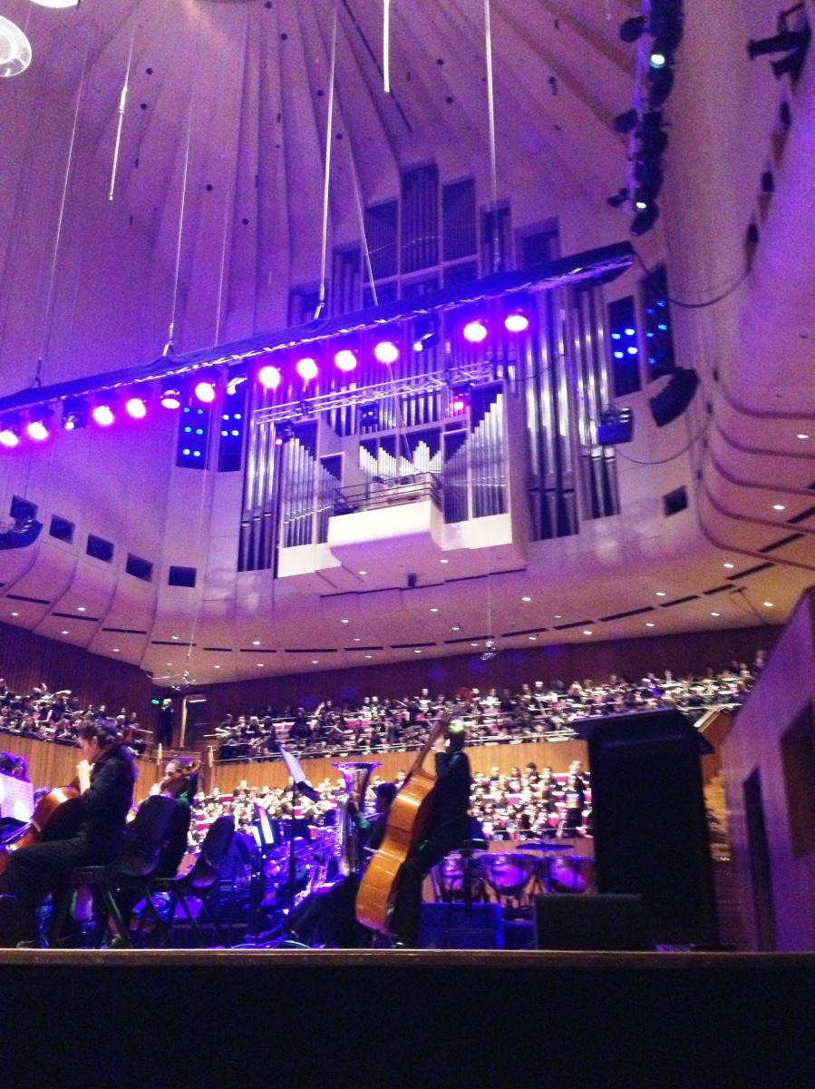 Festival of instrumental music sydney opera house for Instrumental house music