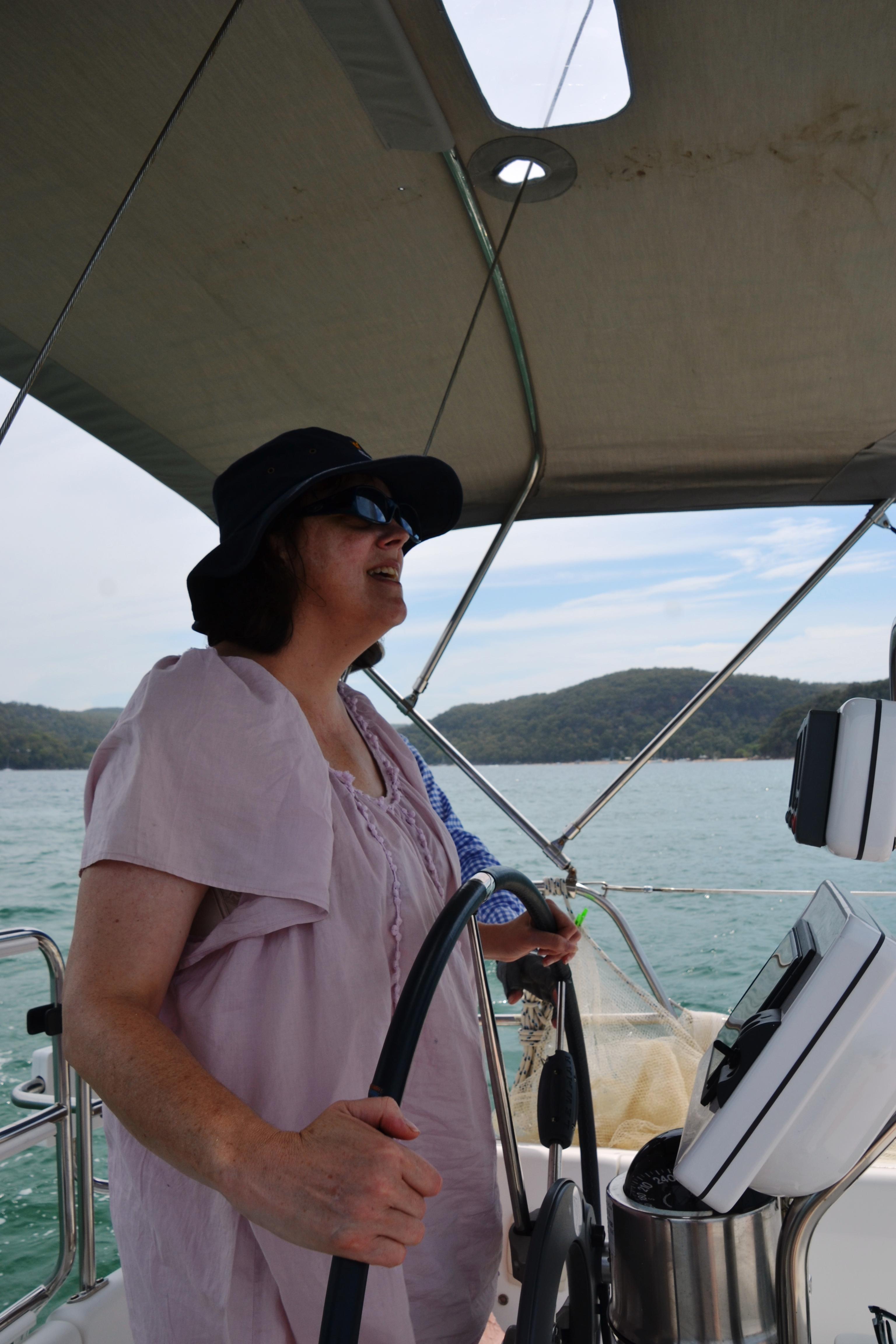 rowena-sailing