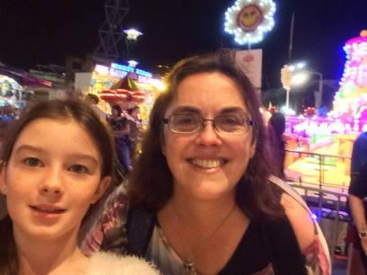 Amelia & Mummy