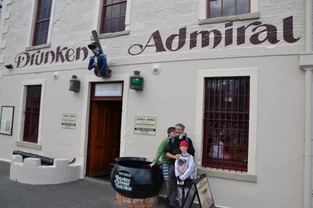 Drunken Admiral