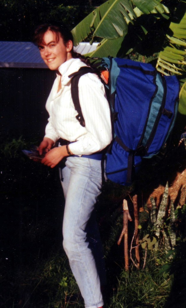 Rowena Backpacking