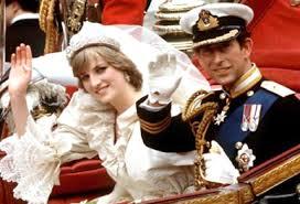 Princess Diana and Charles carriage