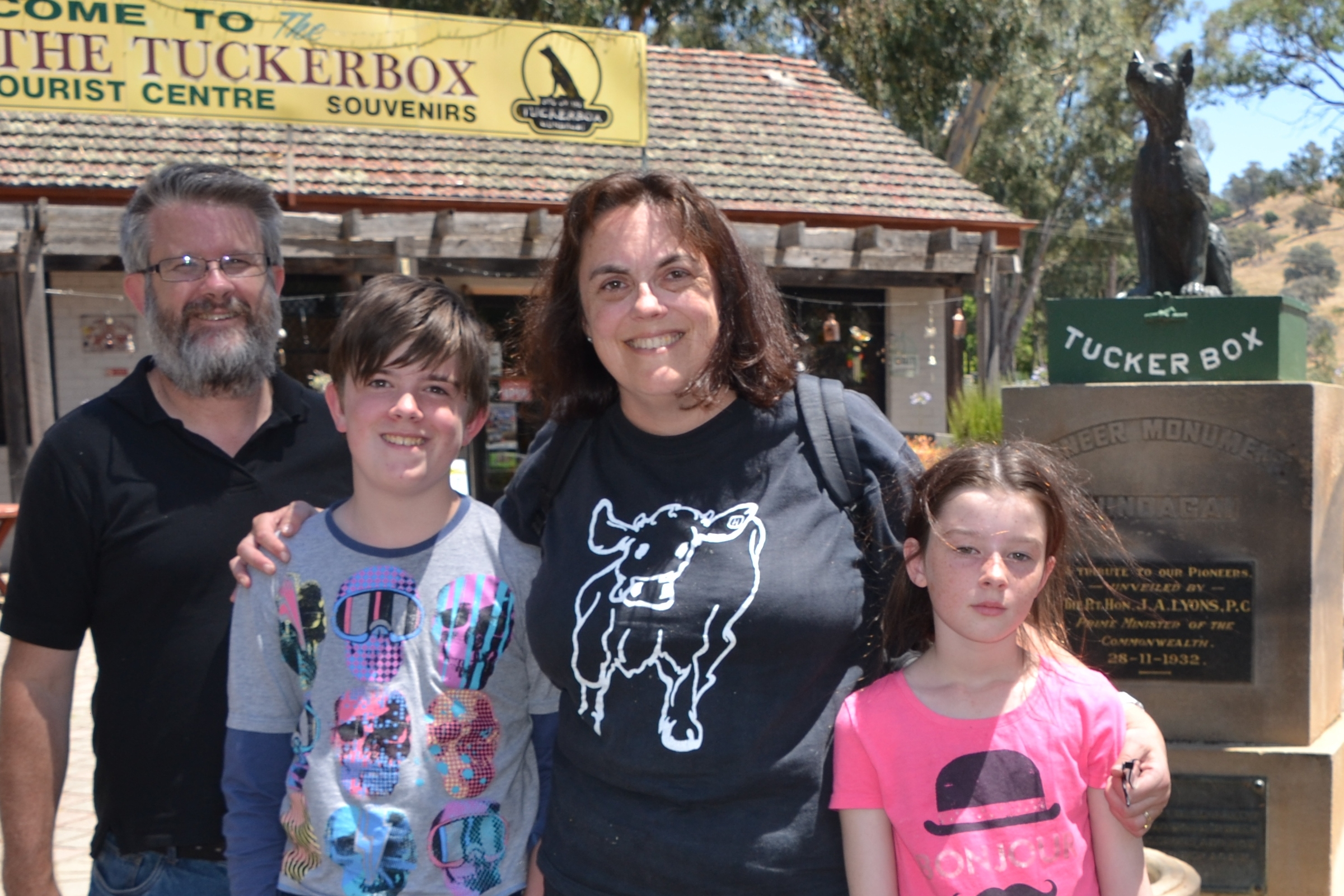 Tuckerbox family cropped