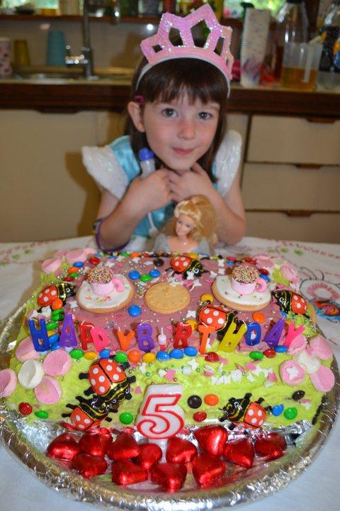 Amelia Mad Hatter Cake