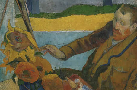 Gauguin The Painter of Sunflowers