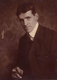 Portrait jack Butler Yeats