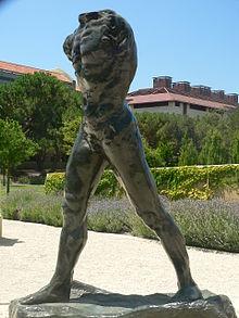 Rodin The Walking Man (1877-78)