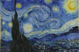Starry Night MOMA