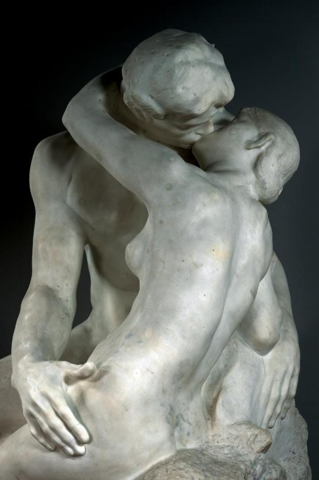 The Kiss Musee Rodin