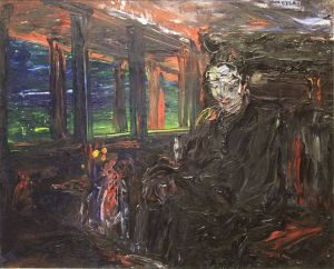 Yeats Man In a Train Thinking