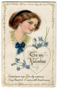 Valentine 1910