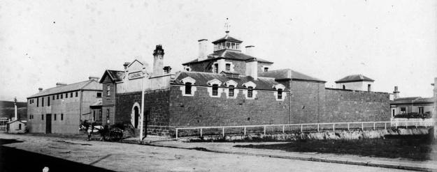 Dunedin Gaol