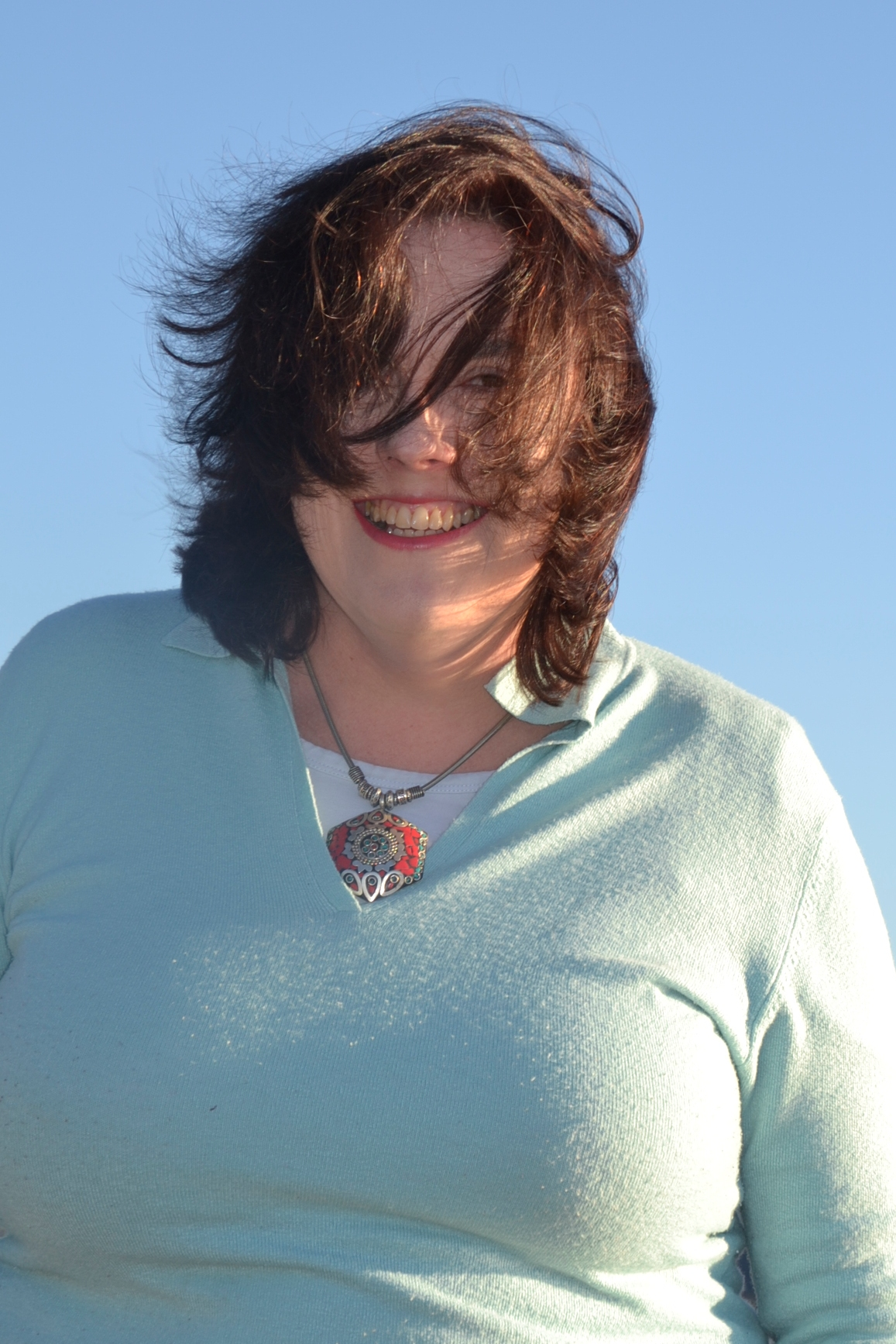 Rowena Flying Hair
