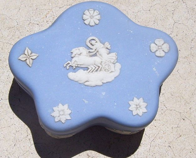 Wedgewood box