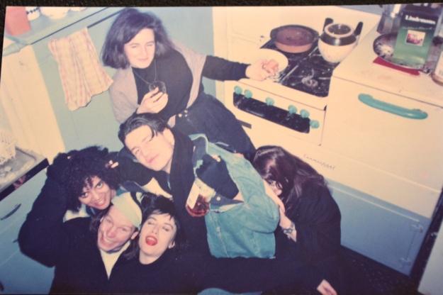 party kitchen 1989