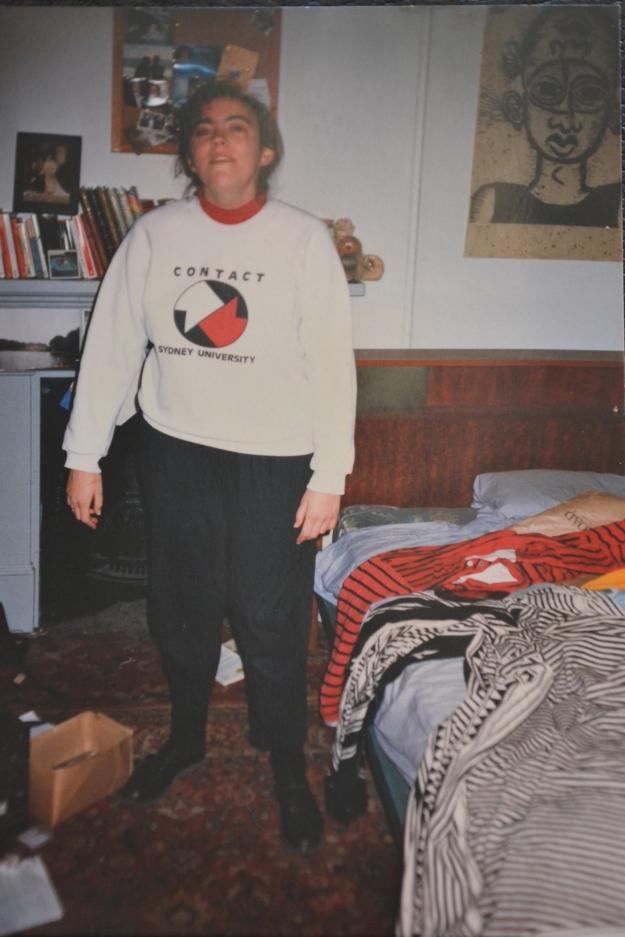 Rowena 1989 bedroom