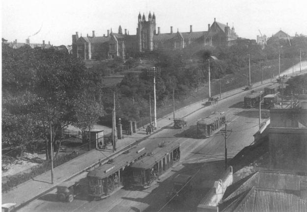 Trams 1920s