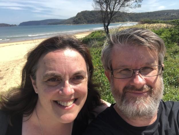 Geoff & Rowena