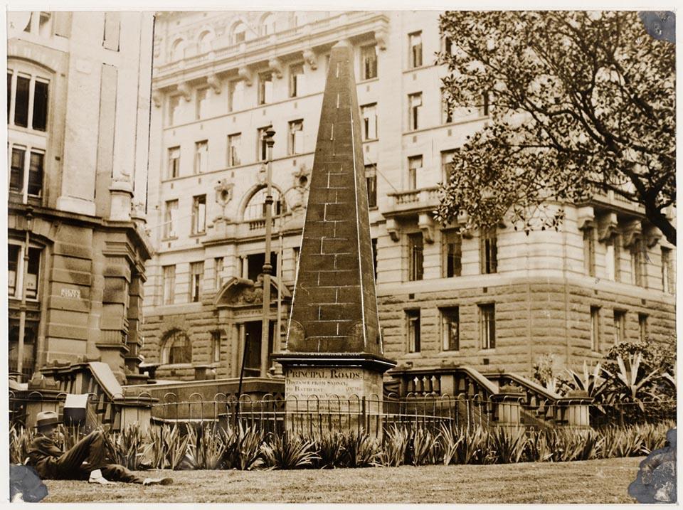 Macquarie Place Obelisk