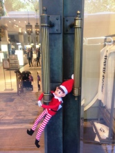 Elf David Jones Door