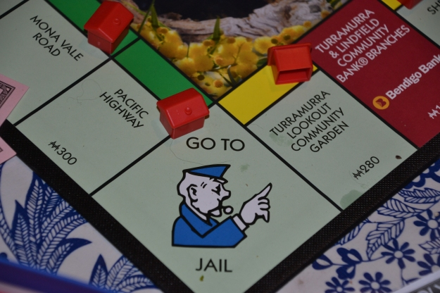 Monopoly Go to Jail
