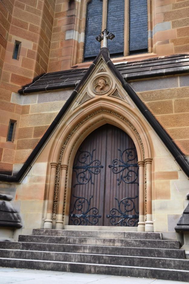 Side door St Marys
