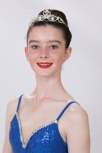 Amelia ballet portrait