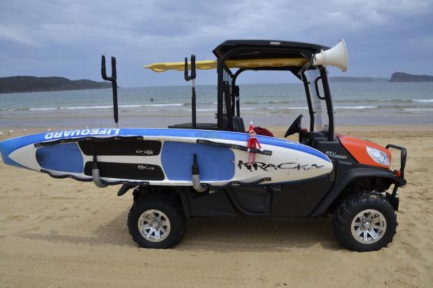 Elf beach buggy