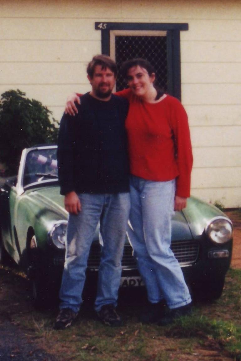 Geoff & Rowena Nelson Street 2001