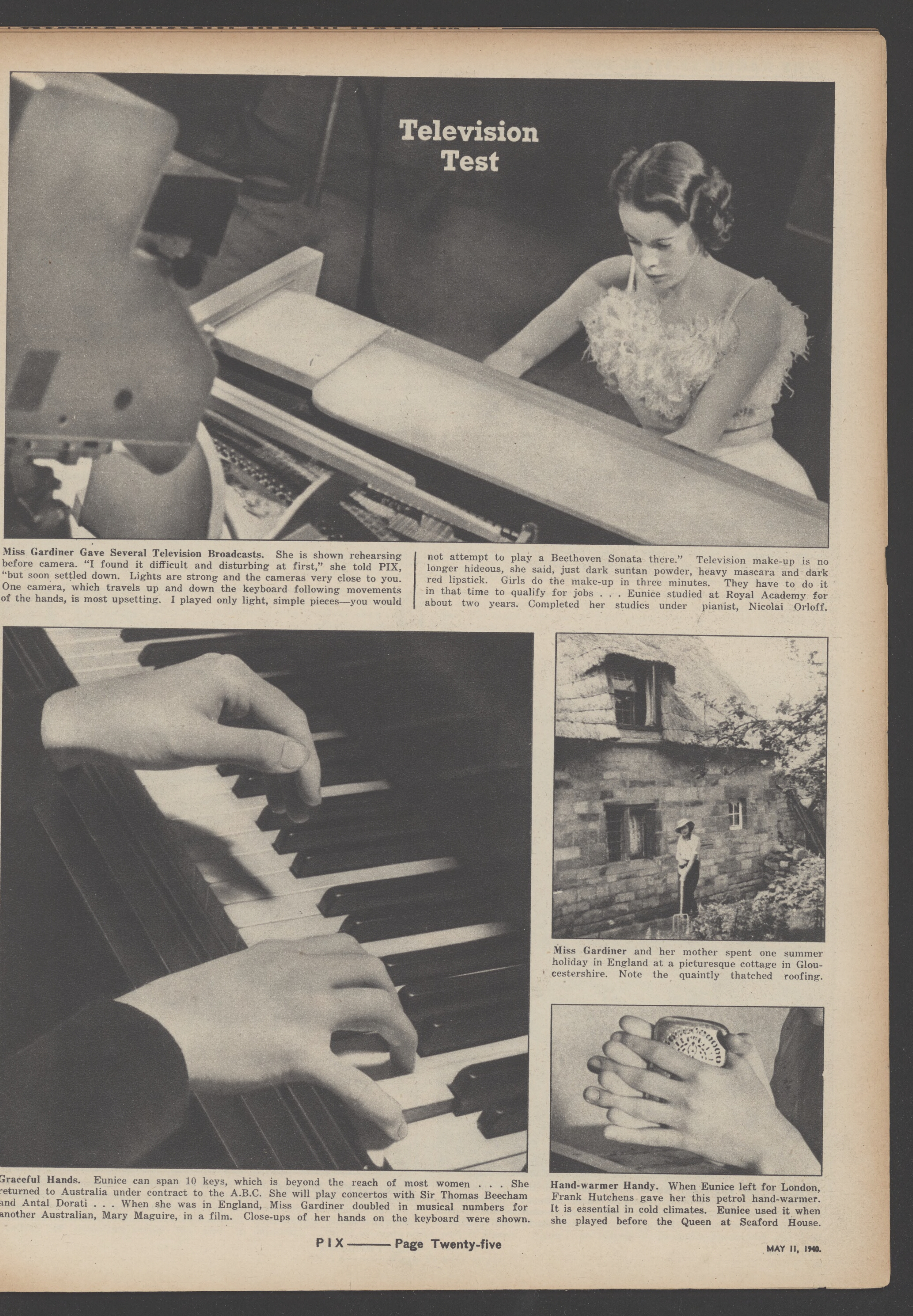 Pix 1940 pg 2 full page