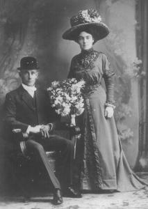Ruby & Reuben Gardiner