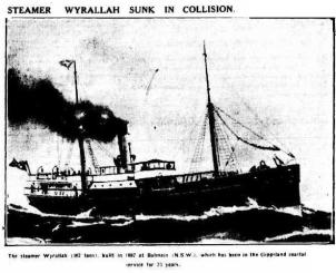 Wyrallah Argus 10th April 1924