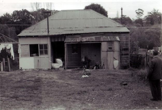 Wahroonga House rear