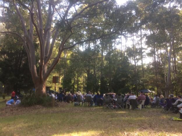 Jazz in the Arboretum