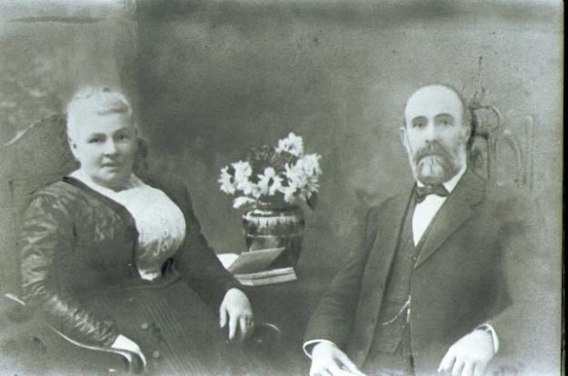 Margaret & Edward Quailey