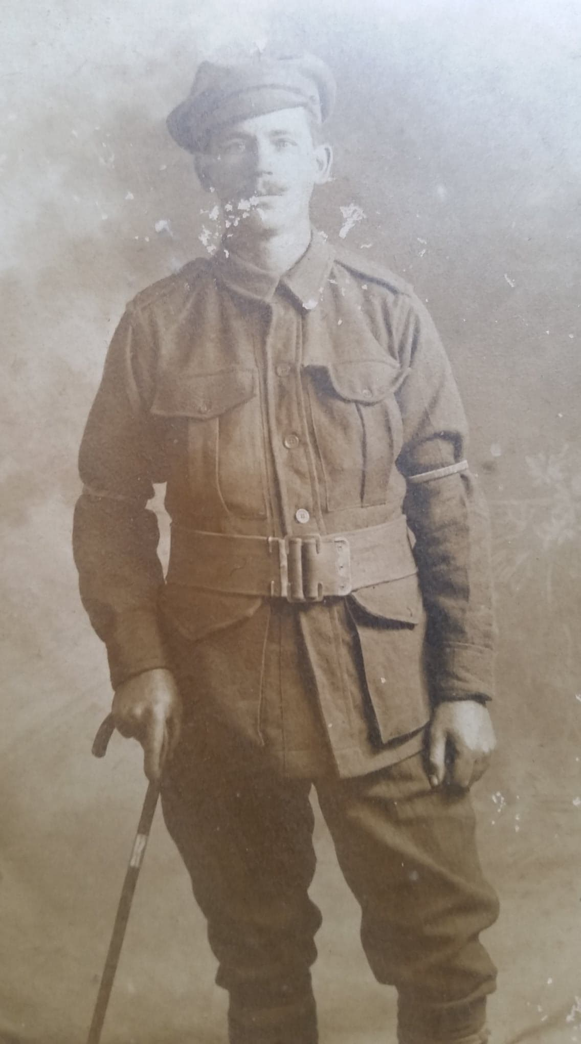 Jack Quealy WWI