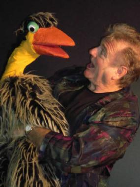 Marty & emu