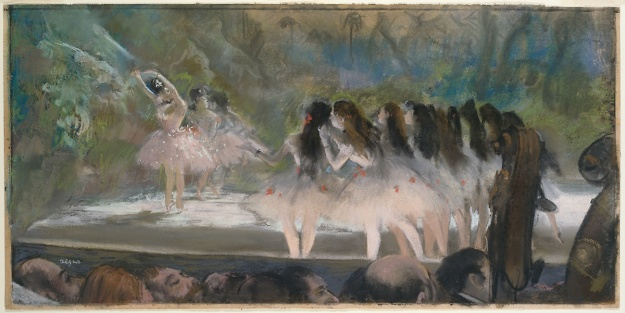 Degas Ballet at the paris opera