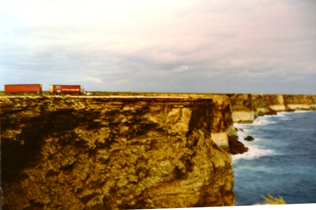 Great Australian Bight truck