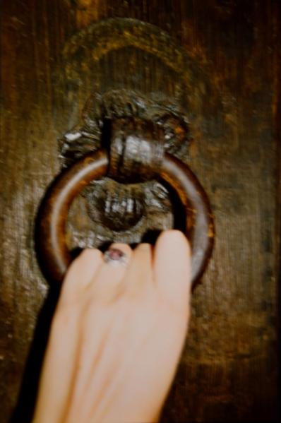 Heidelberg Castle Door