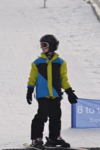 Jonathon skiing 2012