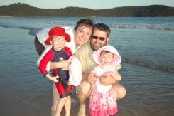 Newton Family Nov 2007