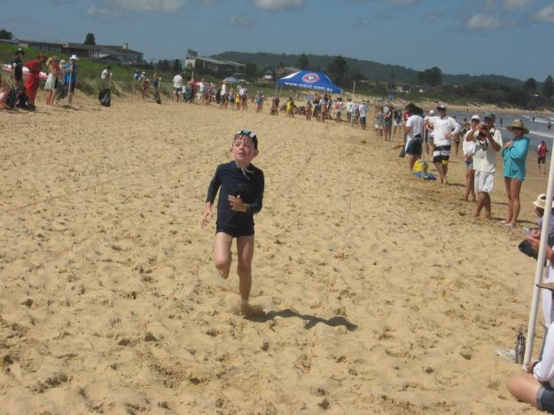 Nippers Running