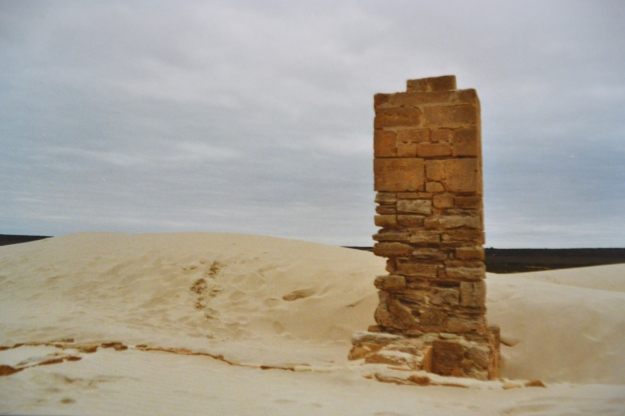 Nullarbor Chimney Telegraph Station