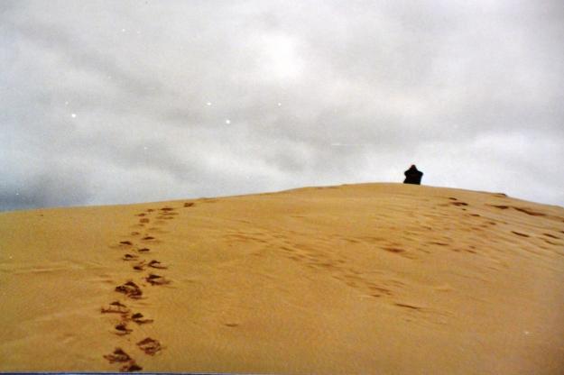 Nullarbor Eucla Sand dune